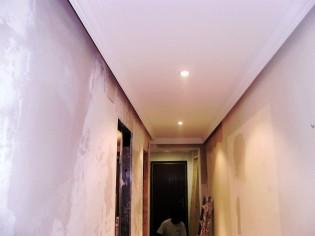 Pintura de paredes en interiores