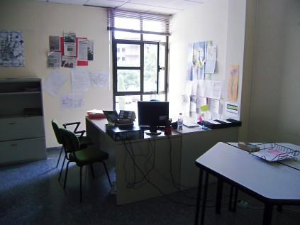 Pintura en el interior - la escuela