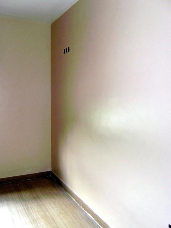 Pintura de interior - dormitorio