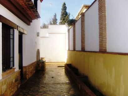 Pintura de paredes en el exterior