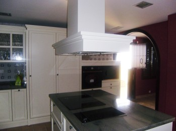 Cocina - decoración de interiores