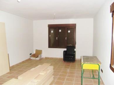 Pintura en el interior - segundo dormitorio