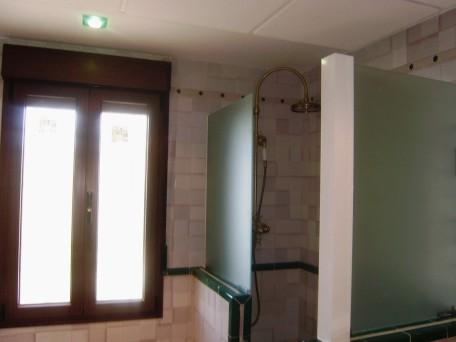 Decoración de interiores - ducha