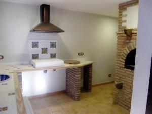 La cocina está terminado